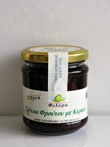 Fruit Sauce with Cherries