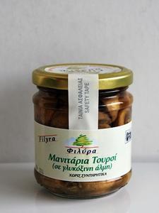 Μανιτάρια Τουρσί (σε γλυκόξινη άλμη)