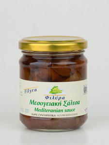 Σάλτσα μεσογειακή